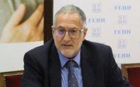 Juan Luis Steegmann Olmedillas, presidente del Grupo Español de LMC (Gelmc)