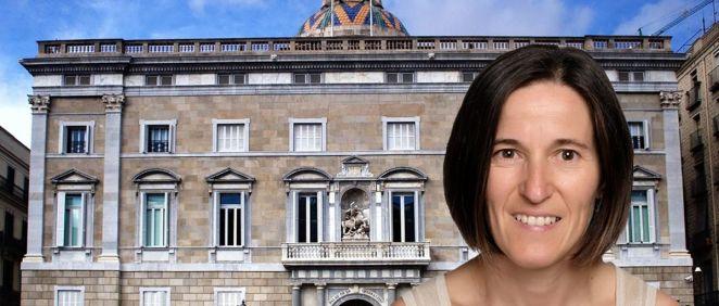 Divina Farreny, nueva gerente de la Región Sanitaria Lleida y de la Región Sanitaria Alto Pirineo y Aran.