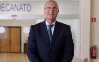Pablo Lara, presidente de la Conferencia Nacional de Decanos de Facultades de Medicina Españolas