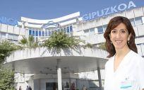 Vicenta Giménez, psicóloga especializada en la Unidad de Reproducción Asistida del Hospital de Día Quirónsalud Donostia