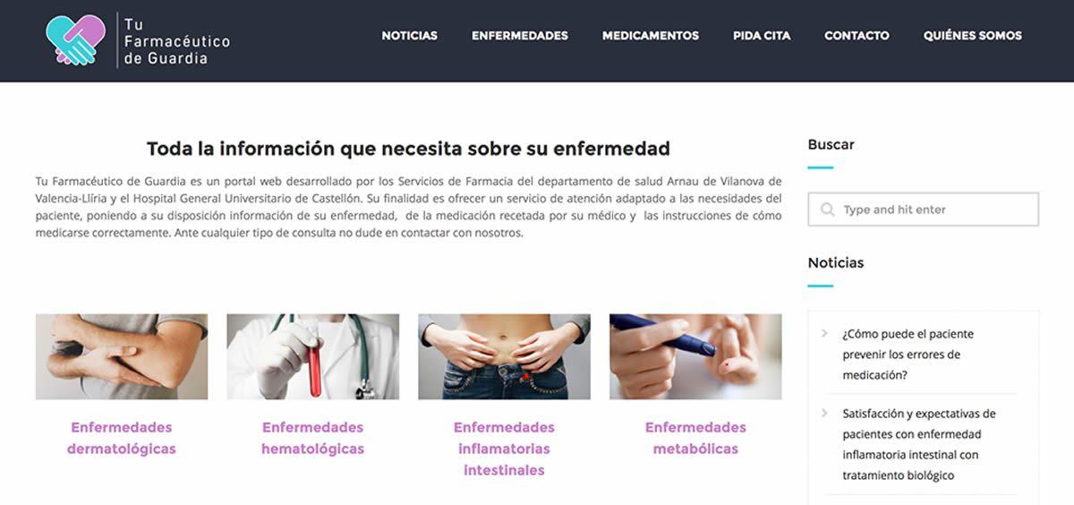"""""""Tu farmacéutico de guardia"""" da instrucciones audiovisuales e información a los pacientes para medicarse de forma precisa."""