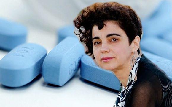 Encarnación Cruz, directora general de Farmacia del Ministerio de Sanidad