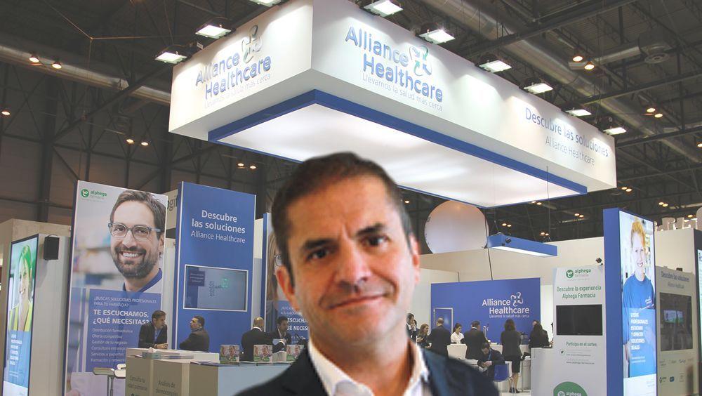 Javier Casas, director general de Alliance Healthcare.