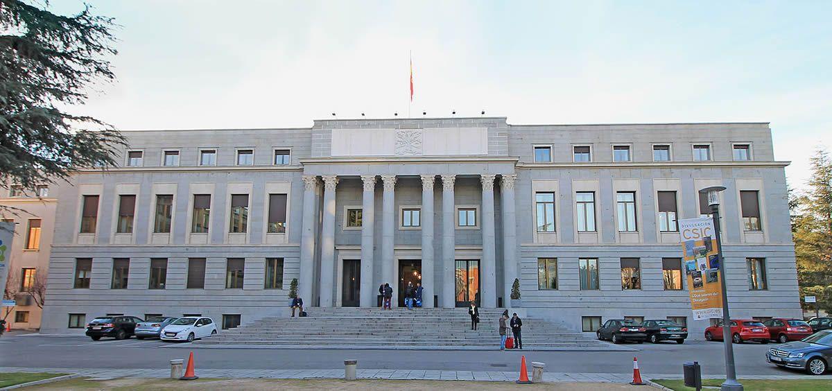 Edificio del CSIC.
