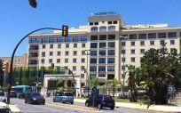 Hospital Regional Universitario de Málaga.