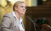 Ángeles Álvarez, diputada del PSOE en la Comisión de Igualdad del Congreso.