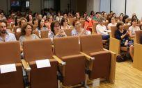 La cita formativa atrajo a más de cien profesionales de distitntos puntos de España