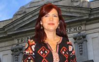 Amelia Corominas, expresidenta del Colegio de Enfermería de Murcia