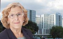 Manuela Carmena, titular del Ayuntamiento de Madrid