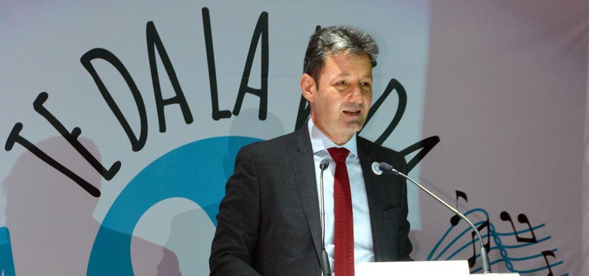 Gerardo Alvarez Matar, director general de Coloplast España.