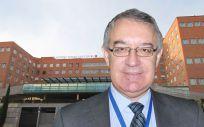 José Soto, gerente del Hospital Universitario Clínico San Carlos (Comunidad de Madrid)