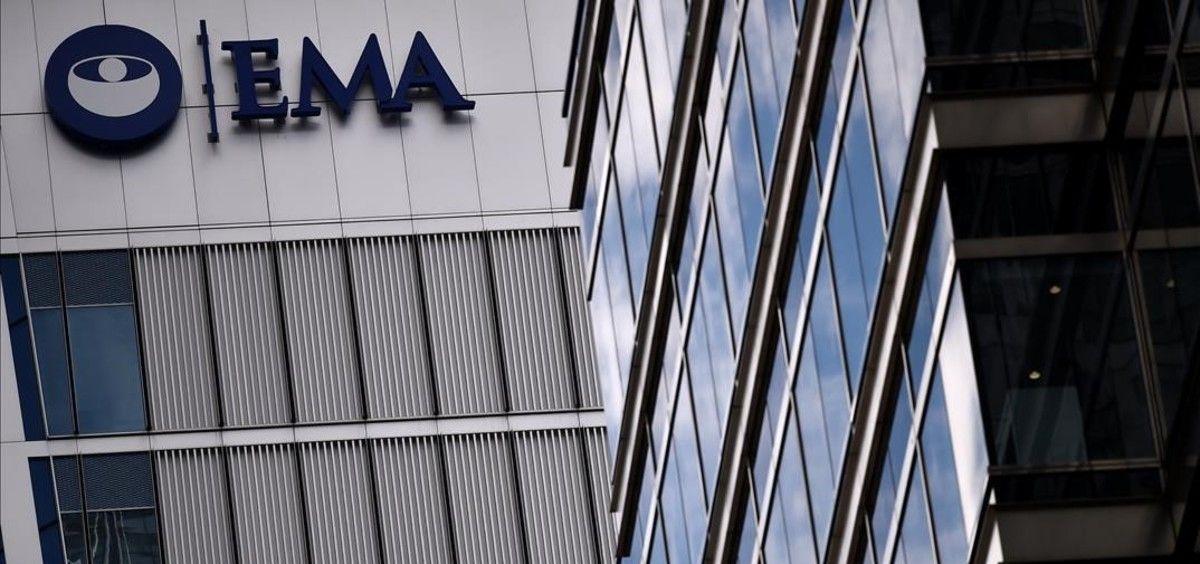 Sede de la Agencia Europea de Medicamentos (EMA) en Londres.