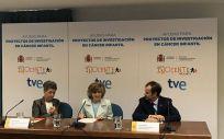 Carcedo aborda la situación de la investigación española en cáncer infantil
