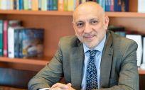 Rodrigo Gutiérrez, director general de Ordenación Profesional, ha presidido la reunión del Ámbito de la Negociación del SNS.