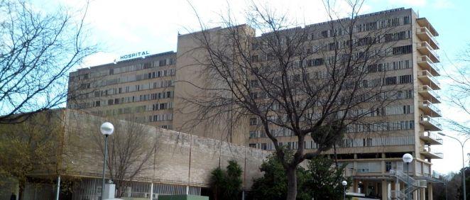 Fachada del Hospital Reina Sofía (Córdoba)
