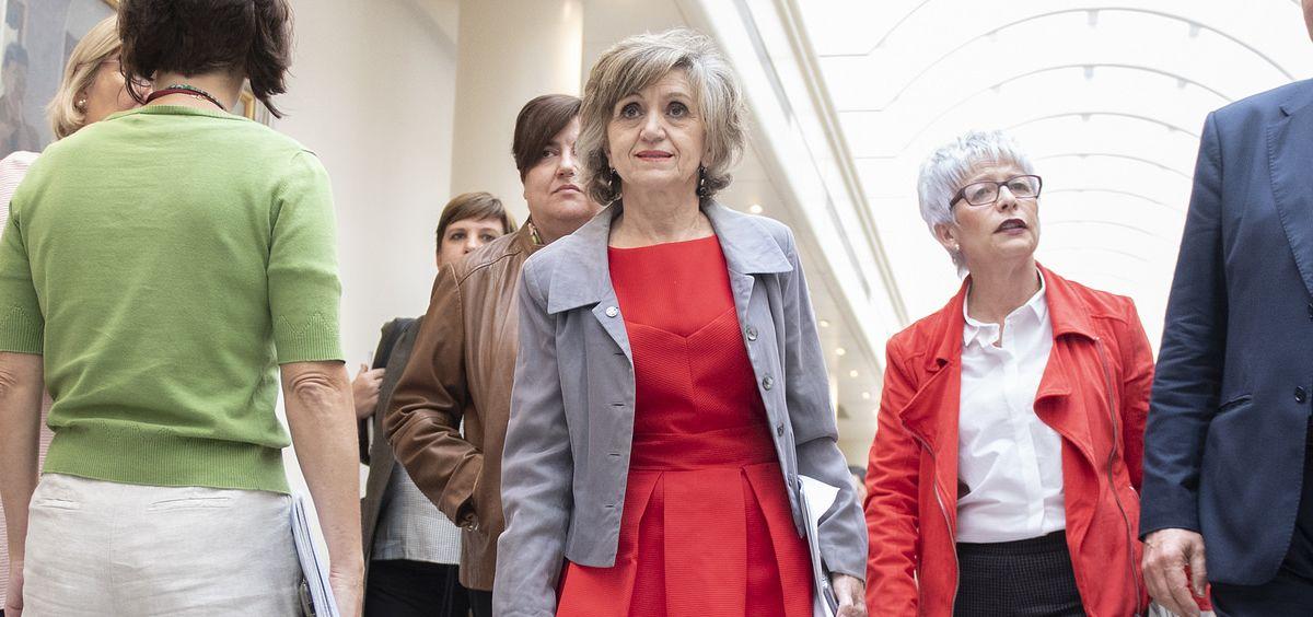 María Luisa Carcedo, ministra de Sanidad, Consumo y Bienestar Social (Foto: PSOE)