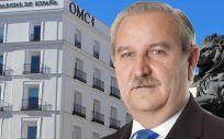 El doctor Serafín Romero, presidente del Consejo General de Colegios Oficiales de Médicos (Cgcom)