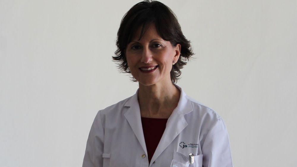 Dra. Pilar Llamas, jefe del Servicio de Hematología de la Fundación Jiménez Díaz