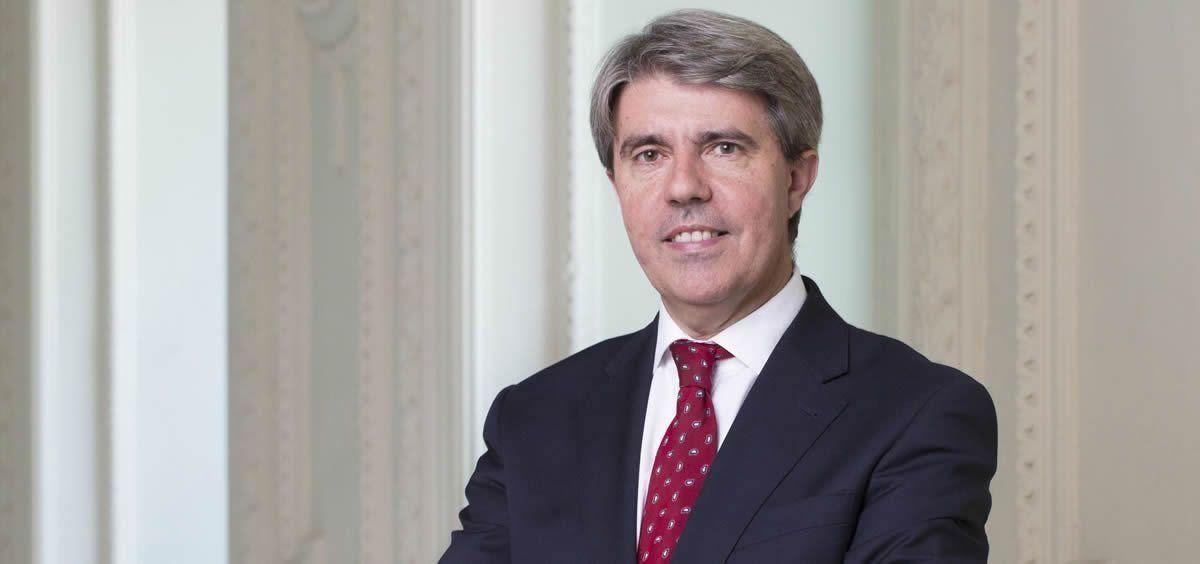 Ángel Garrido ha presentado la estrategia en el último Debate sobre el Estado de la Región