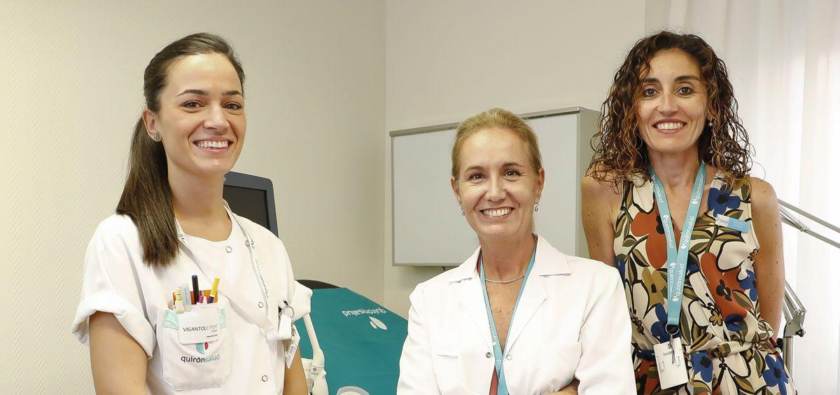 Nuevo programa ginecológico de diagnóstico precoz en Ruber Juan Bravo