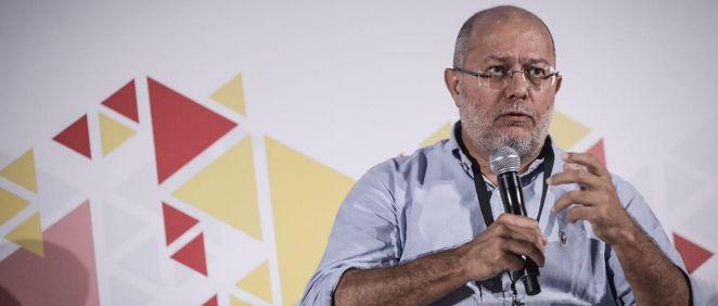 Francisco Igea, portavoz de Sanidad de Ciudadanos.