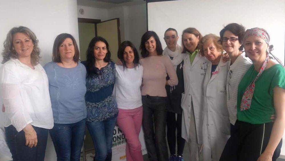 Escuela de pacientes con cáncer de mama puesta en marcha por el Hospital Ramón y Cajal