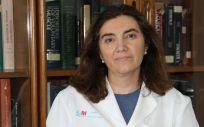 Celia Oreja, neuróloga del Clínico San Carlos a cargo de la unidad de planificación familiar de embarazo y postparto para mujeres con esclerosis múltiple