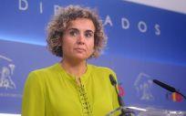 Dolors Montserrat, portavoz del Grupo Parlamentario Popular en el Congreso de los Diputados.