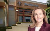 María Vila, directora general de Medtronic España y Portugal