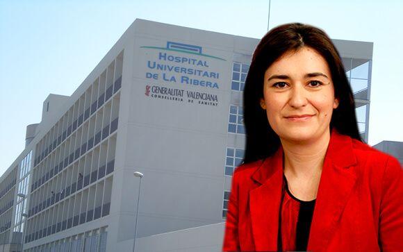 Trabajadores de la Ribera critican a Montón por menospreciar la tecnología del hospital