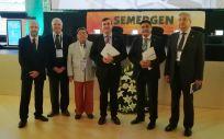 Todos los presidentes de SEMERGEN, en la inauguración del 40º Congreso Nacional Palma 2018