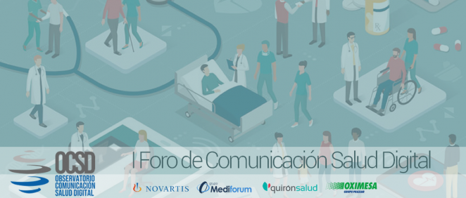 Hoy, 15 de noviembre, tiene lugar en Madrid el I Foro de Comunicación Salud Digital