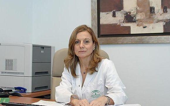 Marina Álvarez Benito, nueva consejera andaluza de Salud