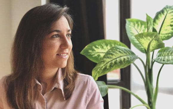 Elena Campos-Sánchez, presidenta de APETP.