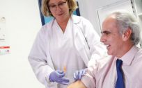La Consejería de Sanidad ha adquirido este año 1.270.500 dosis de vacunas frente a la gripe, un 10 % más respecto a la campaña anterior