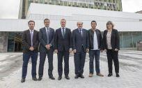 Inauguración del Hospital de Eibar (Irekia)