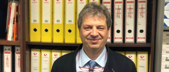 El profesor Antonio López Farré, doctor en Ciencias Biológicas y coordinador del proyecto GenObIA