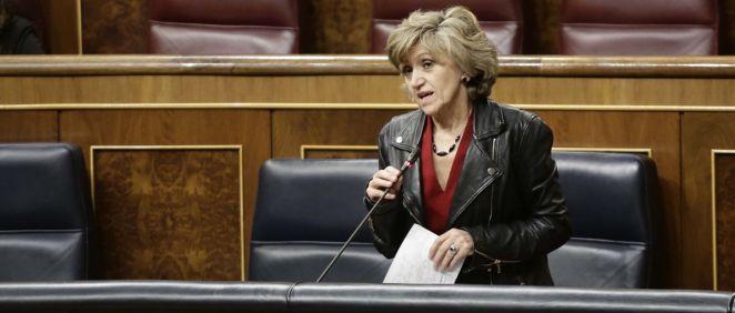 María Luisa Carcedo, ministra de Sanidad (Foto: PSOE)
