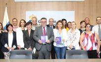 Presentación de 'Proceso asistencial integrado de la EPOC' en Canarias
