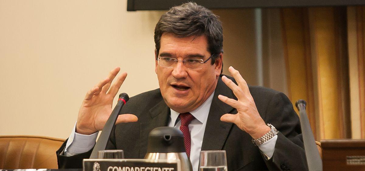 José Luis Escrivá, expresidente de la AIReF (Foto: Congreso de los Diputados)
