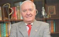 Florentino Pérez Raya, presidente del Consejo Andaluz de Enfermería (CAE)