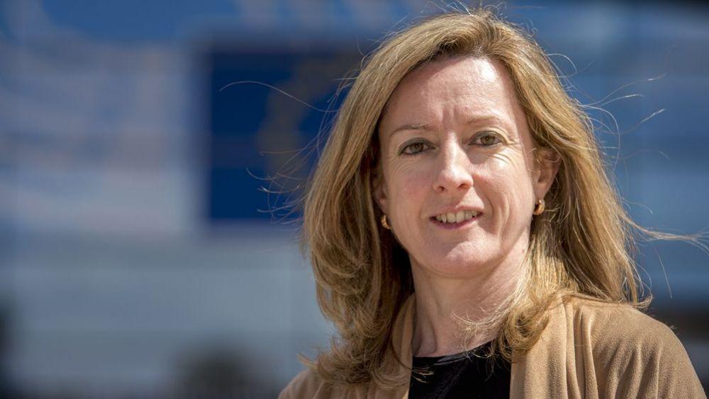 Soledad Cabezón, diputada del PSOE en el Parlamento Europeo.