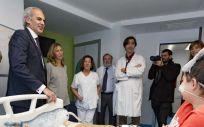 La Unidad, situada en el Hospital Materno-Infantil de La Paz, busca mejorar los tratamientos actuales para abordar los casos más complejos de cáncer infantil