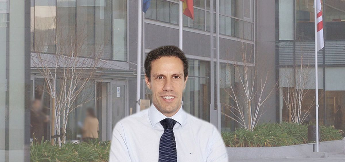 Fernando Álvarez, director para España y Portugal de Allergan Iberia