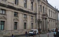 Facultad de Medicina de la Universidad de Santiago de Compostela.