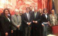 La Comisión de Sanidad del Parlamento alemán asistió a una reunión para estudiar el modelo de donación y trasplante de órganos español
