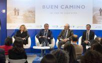 'Buen camino' recoge la experiencia de 10 pacientes con psoriasis por el Camino de Santiago