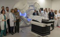 Los nuevos dispositivos adquiridos gracias a la donación de la Fundación Amancio Ortega disponen de la última tecnología del momento