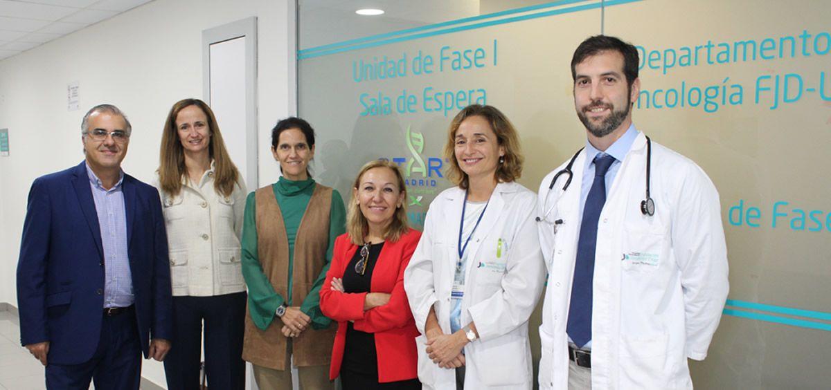 La FJD y la Fundación Intheos desarrollarán un proyecto de investigación clínica en Oncología
