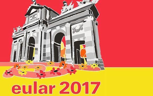 EULAR 2017 reúne en Madrid los últimos avances en enfermedades reumatológicas